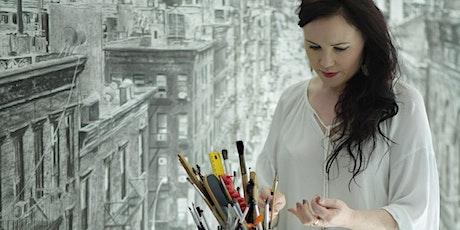 Artist Talk with Miriam Innes tickets