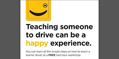 Online Teaching Learner Drivers workshop Dec2020 tickets