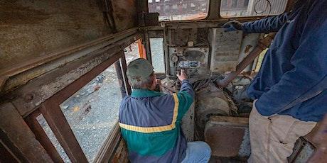 Bethlehem Steel Locomotive Engineer Experience tickets