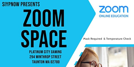 Siypnow Presents Zoom Space tickets