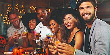 Halloween Singles  Speed Dating tickets