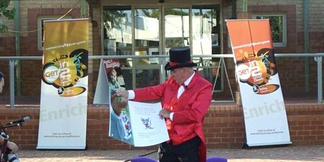 Storytime with Glenn Swift @ Stirling Libraries - Inglewood tickets