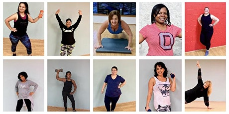 Columbus Fit Life Corporate Fitness Classes Fall and Winter 2020 tickets