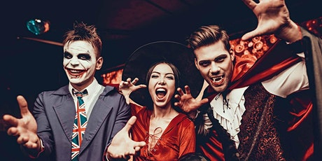 Halloween Singles In-Person Speed Dating (Sold Out for Men) tickets