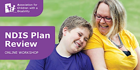 NDIS Plan Review Online - Thursday 1pm