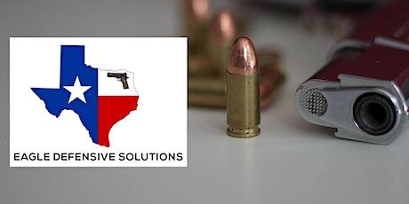 Intro To Handgun Basics Class tickets