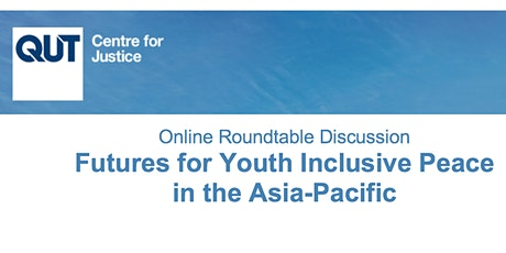 Futures for Youth-Inclusive Peace in the Asia Pacific tickets