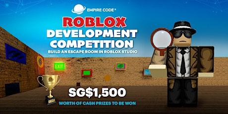 Kompetisi Empire Code Roblox Development SE-Asia Pasifik 2020