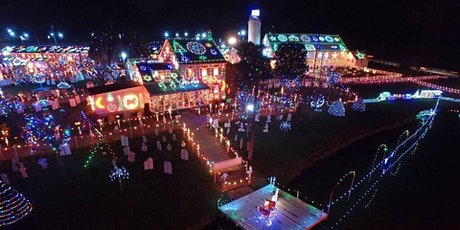 KOZIARS CHRISTMAS VILLAGE (VISITING ON NON-PRIME NIGHTS) tickets