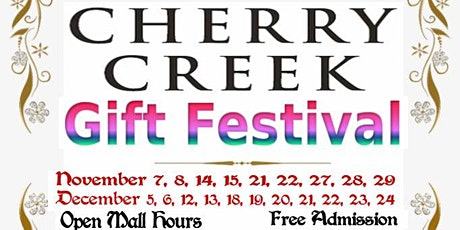 Cherry Creek Gift Festival boletos