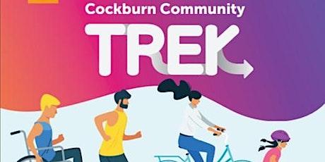 Cockburn Community Trek: Group Ride tickets