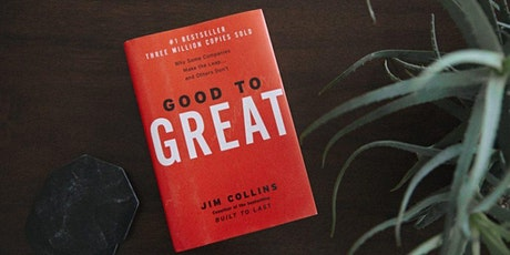 Book Review & Discussion : Good to Great tickets