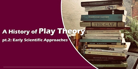 A History of Play Theory pt.2: November 2020 tickets