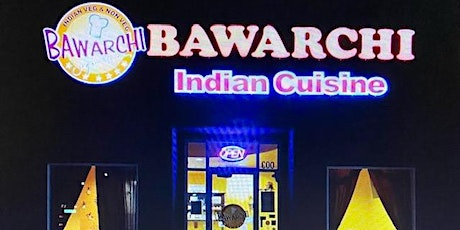 Christian community in Indian restaurant: Bawarchi Indian Cuisine tickets