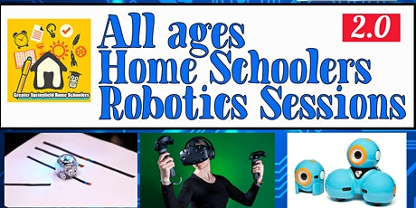 Greater Springfield Home schoolers and Ipswich Libraries Robotics Play ! tickets