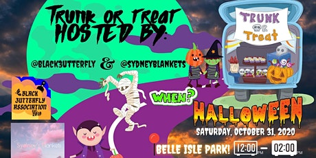 Trunk or Treat 2020 (For Children) tickets