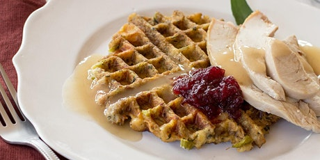 Thanksgiving Leftovers Remixed: Virtual Cooking Class tickets