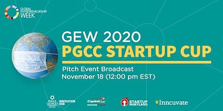 GEW 2020 PGC - 2020 PGCC Startup Cup tickets