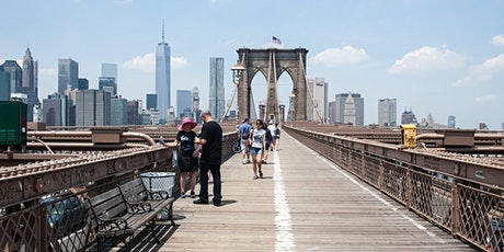 Date Walk on the Brooklyn Bridge - Singles Ages 30 - 45 tickets