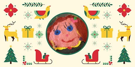 Holiday Felting  -  Ages 5 + tickets