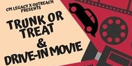 Trunk or Treat and Drive-In Movie tickets