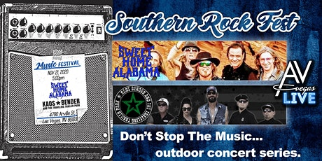 Southern Rock Fest feat. Kaos Bender,  Sweet Home Alabama tickets