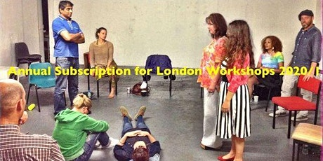Annual Subscription: Systemic & Family Constellations London Workshops 2020 tickets