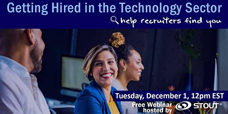 Getting Hired in the Technology Sector: Help Recruiters Find You tickets