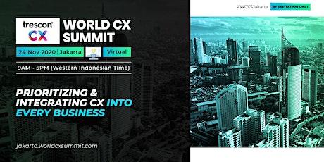 World CX Summit - Jakarta tickets
