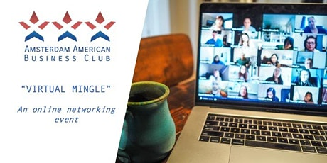 AABC's Virtual Mingle - Let's Celebrate the New Year tickets