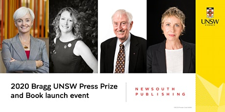 The 2020 UNSW Press Bragg Prize and Book Launch Event tickets