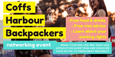 Coffs Harbour Backpackers tickets