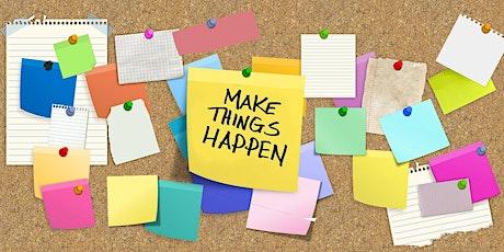 VITRE - Identifier vos leviers pour passer de l'idée à l'action efficace billets