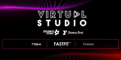 FastFit Friday 7.30pm tickets