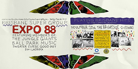 Expo 88 - Brisbane Super Group tickets