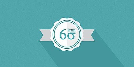Lean Six Sigma Green Belt Live Online Training in Greensboro tickets
