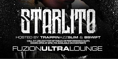 STARLITO LIVE AT FUZION!!! tickets