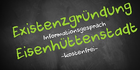 Existenzgründung Online kostenfrei - Infos - AVGS Eisenhüttenstadt Tickets