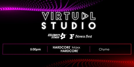 HardMaxx/HardCore Thursday 5.00pm tickets