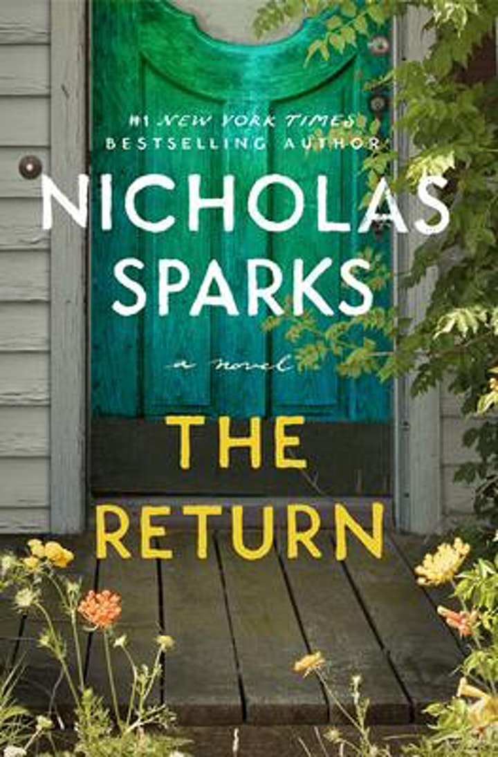 Book Review & Discussion : The Return image