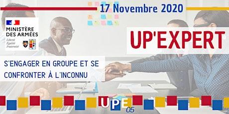 UP'EXPERT | à Gap -  « S'engager en groupe et se confronter à  l'inconnu » billets