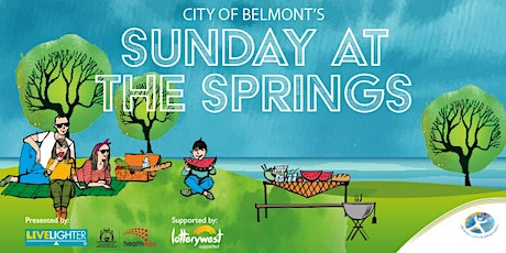 Sunday at the Springs tickets