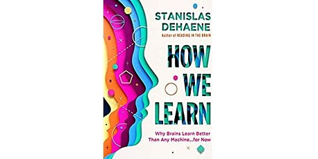 Book Review & Discussion : How We Learn tickets