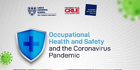 Occupational Health and Safety and the Coronavirus Pandemic tickets