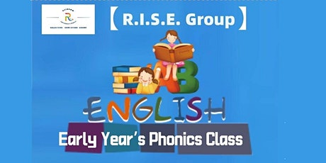 Readers & Players (Early Year's Phonics Class) tickets