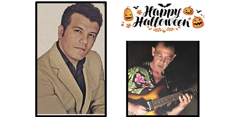 FREE EVENT Celebrate Halloween with Jazz Singer Dino and  Santi (guitarist) tickets
