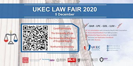 UKEC Law Fair 2020 - 5 December tickets