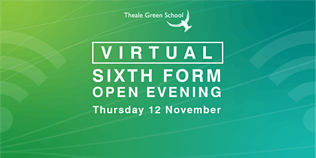 Sixth Form Virtual Open Evening tickets