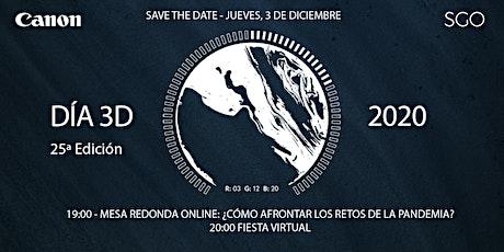 Día 3D 2020 tickets