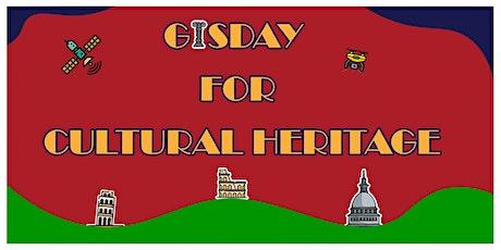 GISday for Cultural Heritage biglietti